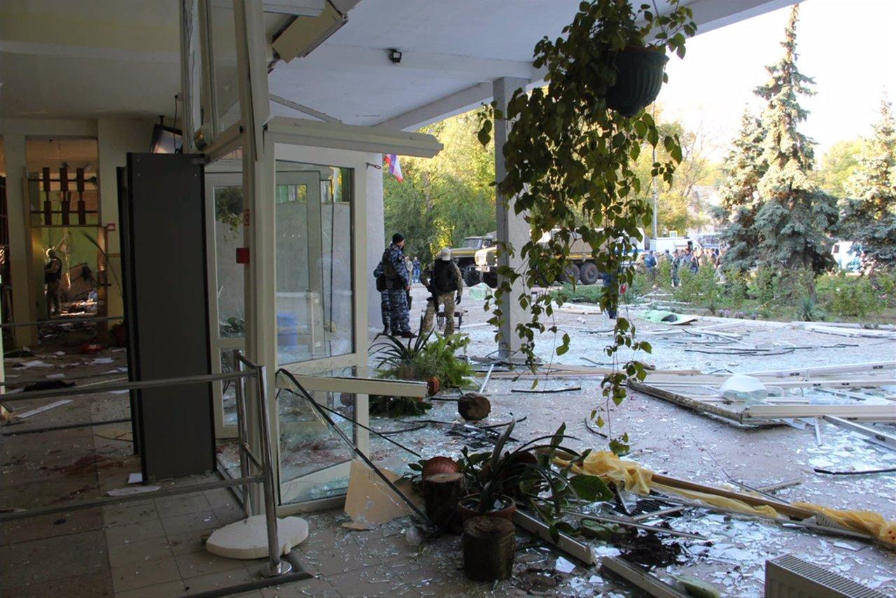 Трагедія в окупованій Керчі: кількість жертв зросла до 21 людини - Цензор.НЕТ 981