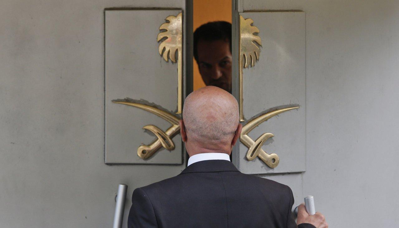 Саудовская Аравия признала гибель журналиста Джамаля Хашогджи в стамбульском консульстве