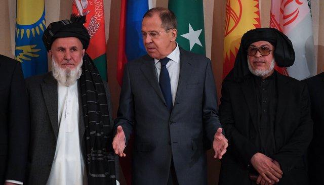 Картинки по запросу талибан и россия