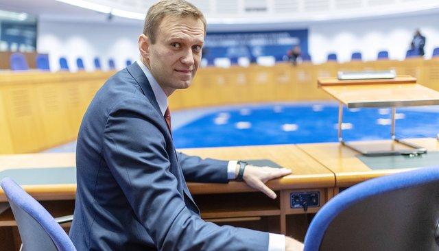 ЕСПЧ признал аресты Навального политически мотивированными
