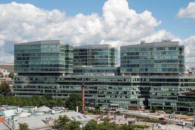 Жилой комплекс ибизнес-центр «Легенда Цветного» наЦветном бульваре вМоскве