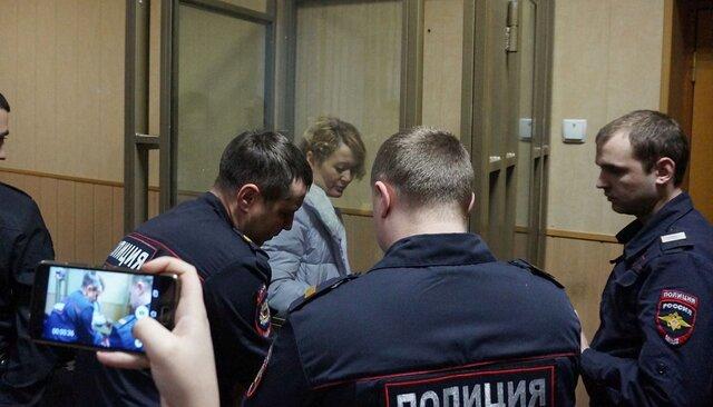 Анастасия Шевченко: Активистку «Открытой России» целый день не отпускали из