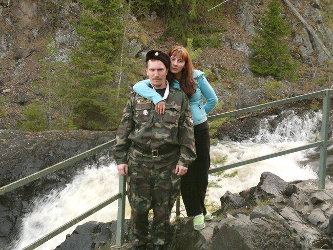Анатолий Киселев сженой