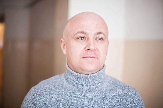 Виктор Маслаков. Февраль 2019 года