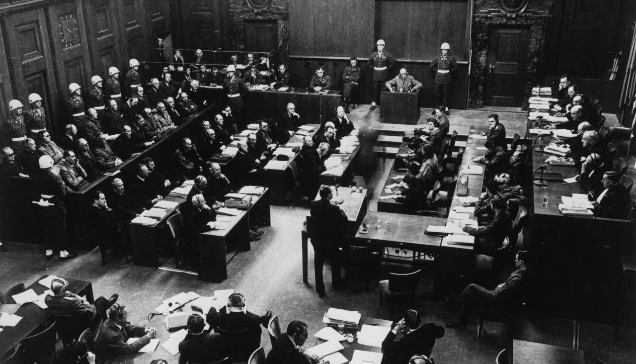 Нюрнбергской процесс