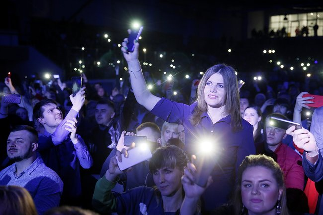 Зрители иизбиратели. Бровары, 29марта 2019 года
