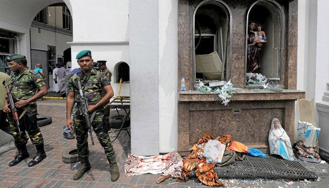 «Подобного небыло даже вовремя войны». Жители Шри-Ланки рассказали «Медузе», что происходит встране после восьми взрывов заодин день