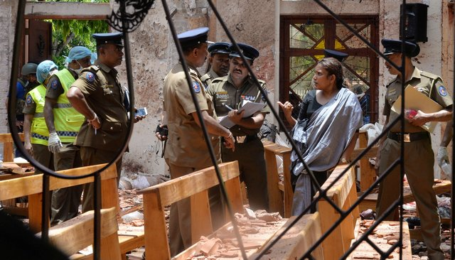 Тамилы, радикалы-буддисты иячейкаИГ. Что нужно знать орелигиозных конфликтах вШри-Ланке
