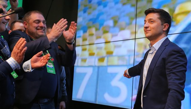 Nearly three in four voters just made Volodymyr Zelenskiy the next president of Ukraine. So what's next? — Meduza