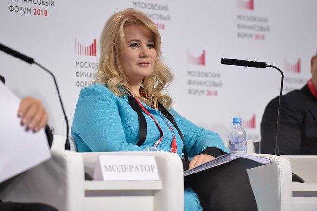 Заместитель мэра Москвы Наталья Сергунина