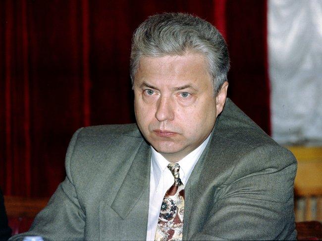 Николай Ковалев. Москва, июль 1996 года