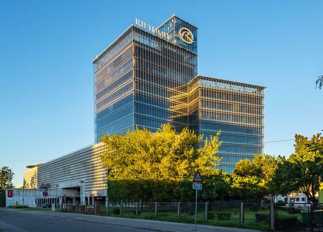 Офис банка Rietumu вРиге