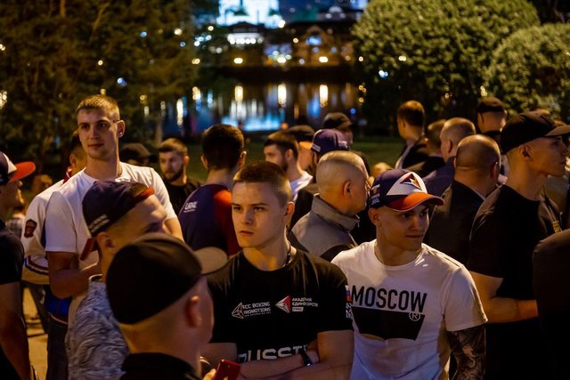 The 'Ural Hulk' and friends: We identified the trained fighters trying to break up protests in Yekaterinburg