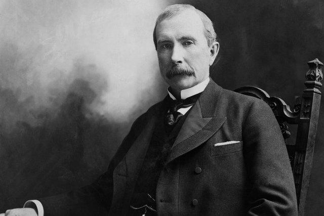 Рокфеллера назвали самым богатым человеком взападной истории