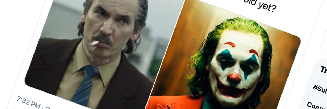 «Будешь звать кушать, зови… меня Джокер». Только мемы— помотивам суперзлодейской драмы сХоакином Фениксом