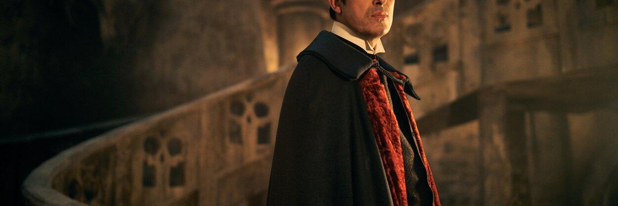 Новый «Дракула»наNetflix иBBC— остроумный мини-сериал отсоздателей «Шерлока». Носочень спорным финалом