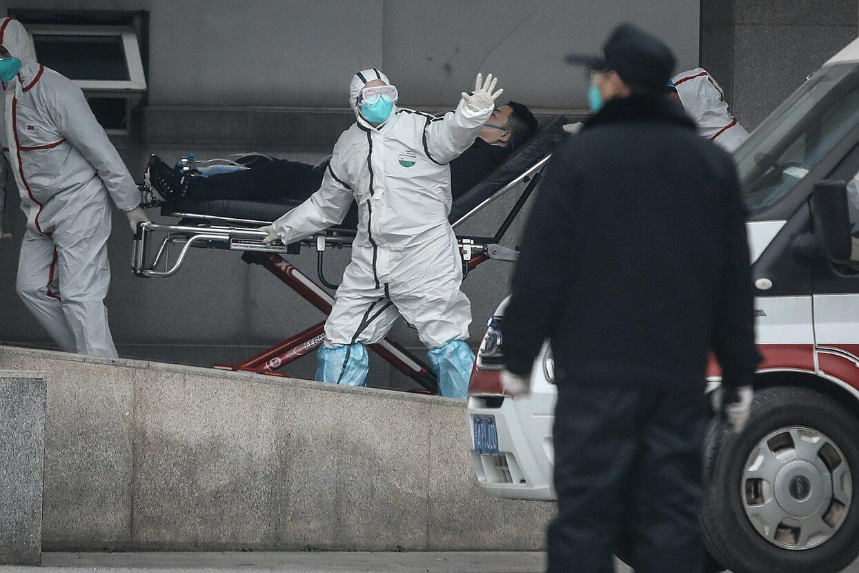 СМИ: Власти Китая 6 дней скрывали эпидемию коронавируса