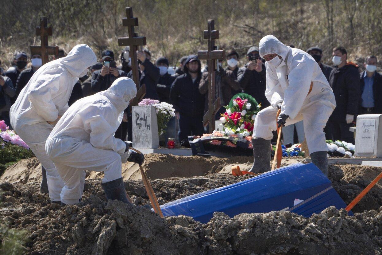 Просто запрещают умирать от коронавируса Как в России борются с эпидемией  COVID-19, манипулируя статистикой. Расследование «Медузы» — Meduza