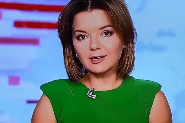 Уукраинской телеведущей вовремя выпуска новостей выпал переднийзуб. Она его спрятала итутже продолжила эфир
