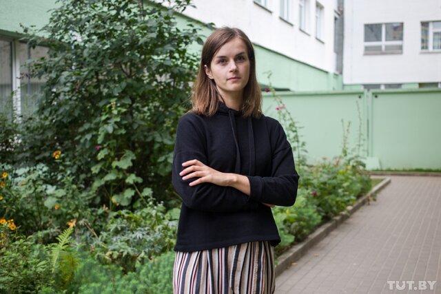 Журналистку Наталью Лубневскую вовремя протестов вМинске ранили резиновой пулей. Уголовного дела досих пор нет— зато изданию, где работает Лубневская, грозит штраф