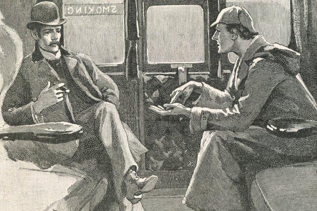 «Собака Баскервилей» или «Этюд вбагровых тонах»? Что вызнаете оглавном детективе всех времен— Шерлоке Холмсе. Выглядит элементарно, новообще придется хорошенько покопаться вчертогах разума