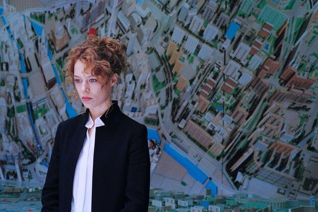 «Ундина»— романтический фильм для тех, кто любит Берлин. Одевушке-экскурсоводе, напоминающей героиню известной немецкой легенды