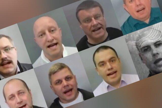 Еще вчера вы просто следили за Навальным, а сегодня у вас своя рэп-группа. Да-да, речь про сотрудников ФСБ  нейросеть заставила их петь