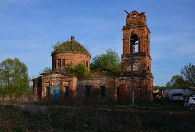 Житель Москвы за 186 тысяч рублей купил храм XIX века в Тульской области, охраняемый государством. РПЦ сомневается в законности сделки