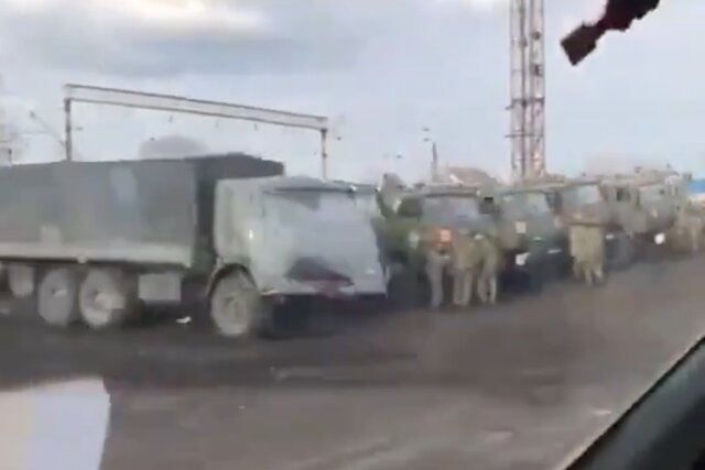 'More offensive than defensive'. Open source analysts trace Russian troops to an army camp in the Voronezh region – on the border with government-controlled Ukrainian territory
