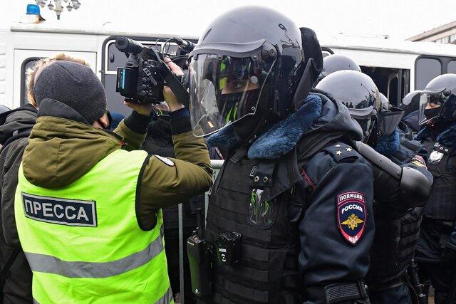 Обязанность властей  обеспечить журналистам возможность заниматься своей работой в атмосфере, свободной от страха и принуждения. Обращение Евросоюза