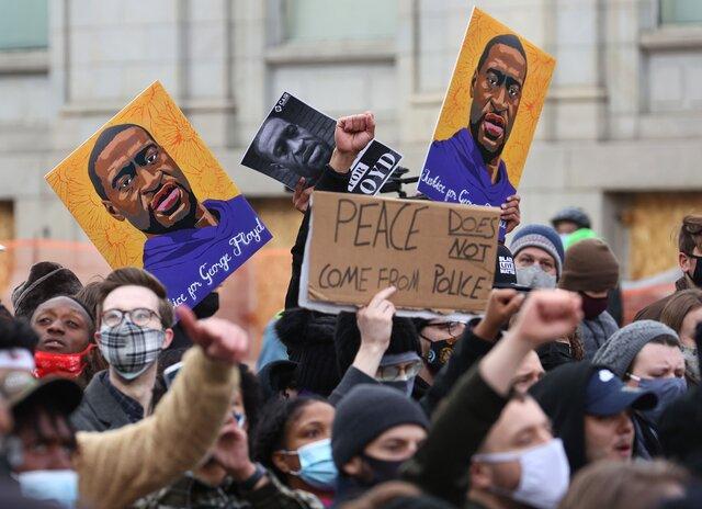 Суд присяжных признал полицейского виновным в убийстве Джорджа Флойда. Все, теперь расизм и полицейское насилие в США побеждены Спойлер: нет, не все