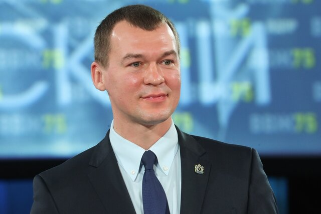 «Избрать Дегтярева надо— президент его поддержал». Как Кремль зачищает сторонников Сергея Фургала вХабаровске ипочему надеется сделать губернатором человека, которого здесь нелюбят