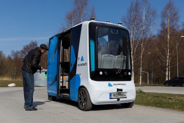 В эстонском городе Тарту запустят беспилотные шаттлы, работающие на водородном топливе. Впервые в мире!