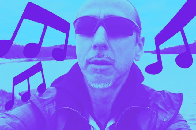 Наш человек из Одессы Герман Попов исполняет саамскую песню Озеро  специально для марафона Агенты лета