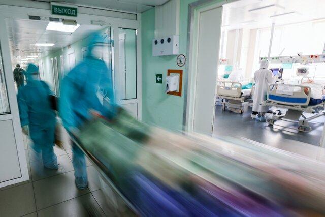 Раздавая QR-коды, Минцифры случайно рассекретило масштабы эпидемии ковида в России. Эти цифры в пять раз выше официальных. Совместное расследование М