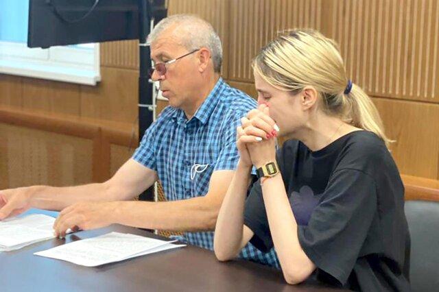 Суд заключил под стражу 18-летнюю Валерию Башкирову, которая сбила трех детей на пешеходном переходе в Москве (двух  насмерть). Права она получила в