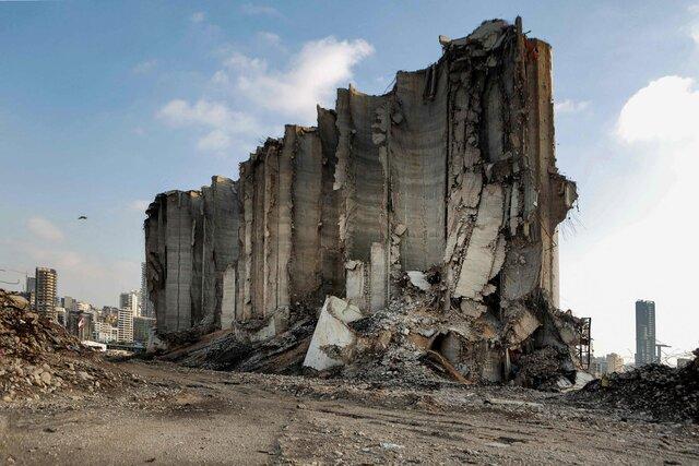 Здесь был Ливан: как выглядит страна через год после взрыва в порту Бейрута. Фото. Ливан уже был в затяжном кризисе, а катастрофа практически уничтож