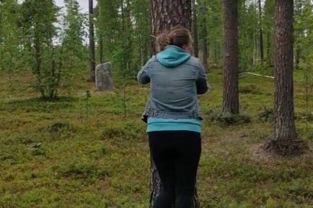 Россия примет участие в чемпионате мира по обниманию деревьев. В прошлом году мы уже завоевали там одно золото. В этом должны два!