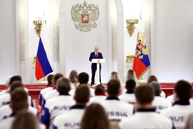 Олимпийских чемпионов перед встречей с Путиным посадили на карантин. У некоторых впереди важные соревнования  а они не могут тренироваться