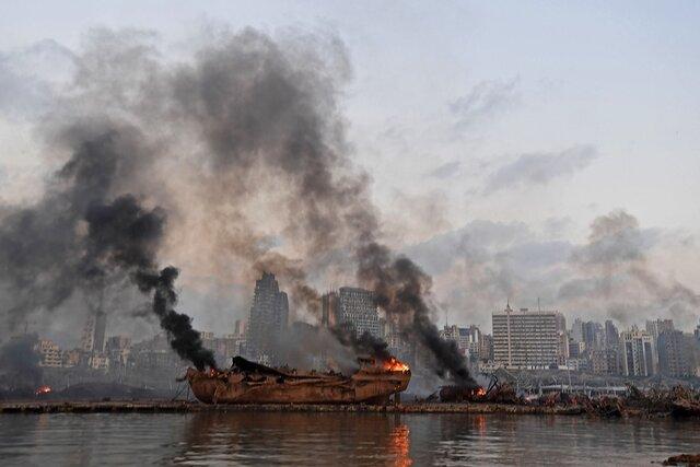 Новое расследование OCCRP точно установило владельцев селитры, взорвавшейся в порту Бейрута. Это украинские бизнесмены. И вот как они пытались замест