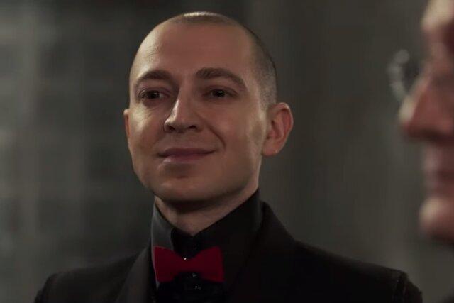 Не знаем, где новый альбом Оксимирона, но его вампирская роль в кино  вот здесь. Вышел трейлер фильма Ампир V по роману Виктора Пелевина