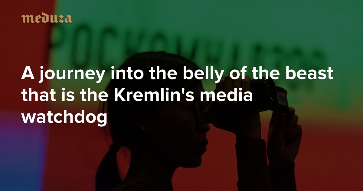 This is how Russian Internet censorship works A journey into