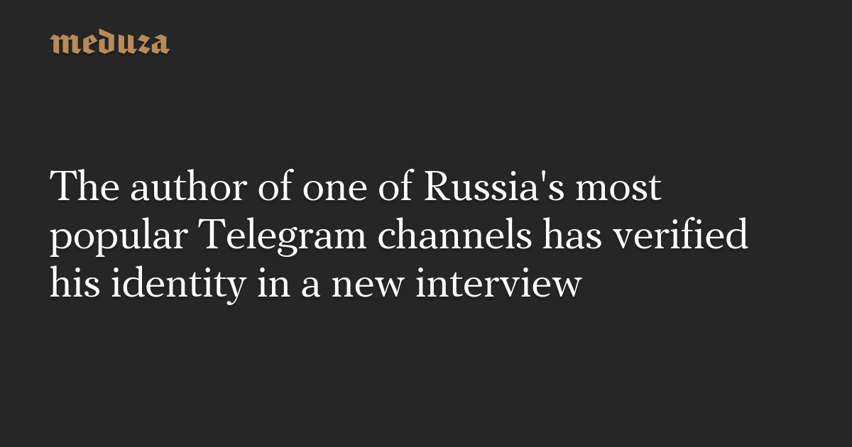 Rating: telegram channels russia