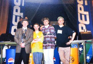 Первое выступление «ППК» вРостове-на-Дону. 1998 год