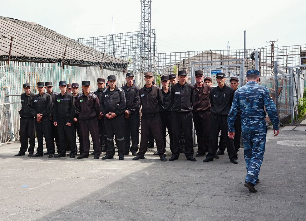 High Security Correctional Colony No. 3 in Russia's Altai region.
