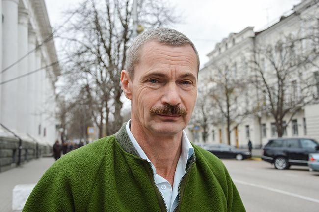 """Вячеслав Горелов, """"Зеленые"""""""