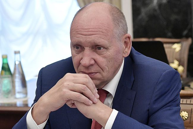 Kremlin First Deputy Chief of Staff Alexey Gromov