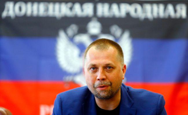 Нынешний лидер «Союза добровольцев Донбасса», бывший премьер самопровозглашенной «Донецкой народной республики» Александр Бородай. 2014 год