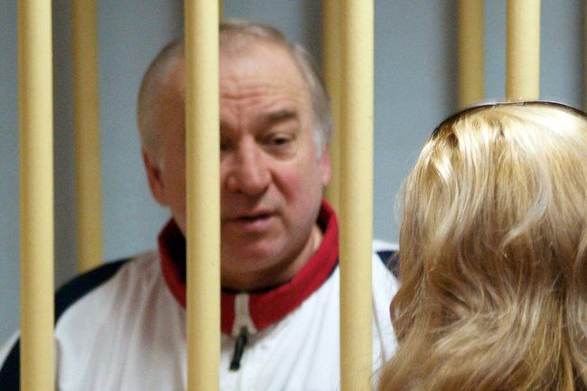 Sergey Skripal at a hearing in August 2006