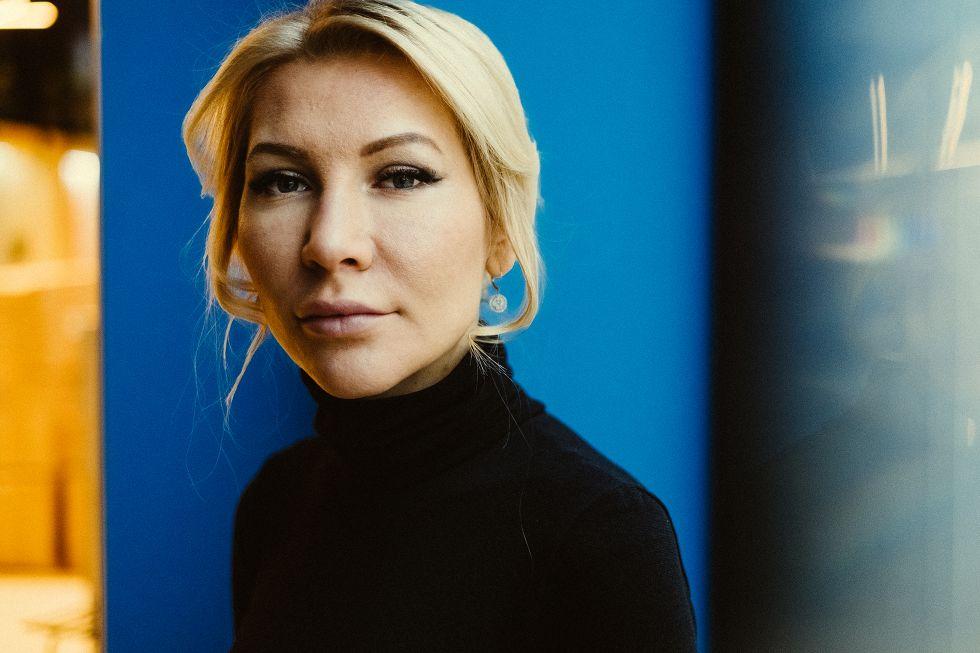 Алена Попова. Москва, 2019 год